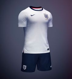 England home kit 2013. Nike.