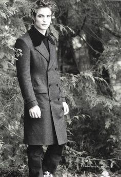 Love Him in this freaking coat.