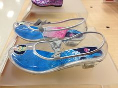 Adorable princess shoes for little girls at Target
