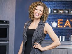This girl kinda reminds me of Delphine from Orphan Black. // Food Network Star, Season 10: Emma Frisch - FoodNetwork.com