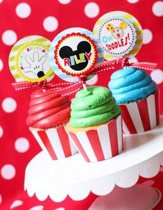 Mickey Mouse Party Birthday  Mickey Mouse by AmandasPartiesToGo, $9.00