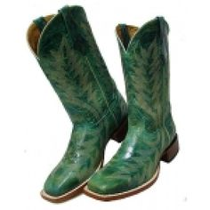 Johnny Ringo Ladies Turquoise Western Boot