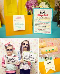 themed birthday parties, theme parties, birthday themes, 1st birthdays, beatles party, kid parties, themed parties, beatl parti, baby showers