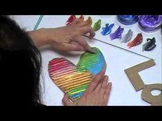 Blending Inka Gold by Viva Colour Series (Part 1)