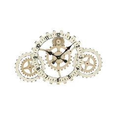 Grand Gears Clock   dotandbo.com