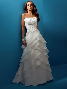 Puerto Rico Wedding Dress Traditional