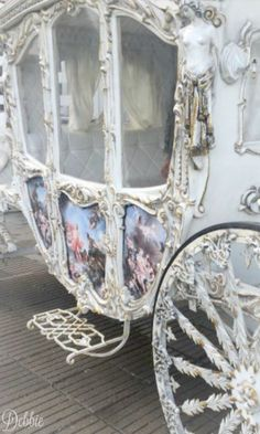 Rococo carriage