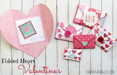 Quick and Easy Crafts -- Valentines Craft Lightning Day 1 and 2 Round Up - ***    THE COUNTRY CHIC COTTAGE   ***