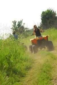 Find information on more than 30 top ATV and ORV areas in Oklahoma.