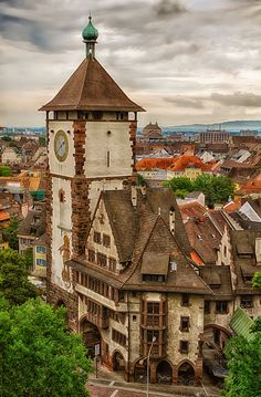 Schwabentor   Freiburg, Germany