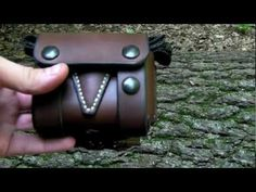 Gravitas Leatherworks - Survival Pouch Overview