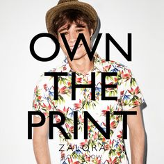 #OwnThePrint #OwnNow