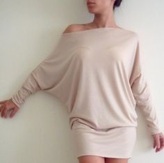 Love shirts/dresses like this fashion models, sweater dresses, sleev, outfit, riding boots, bat, tight, style clothes, tunic tops