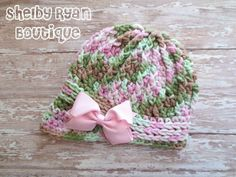 Crocheting: Freedom Fighter Newsboy Cap