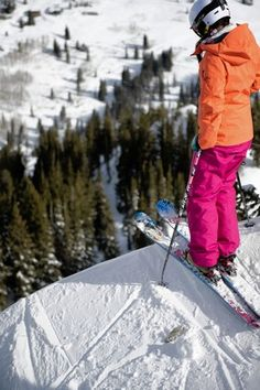 An extreme sports star's ski camp aims to make you a better skier—by making you a better person.