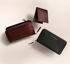 Burberry: New season accessories for men | Milled