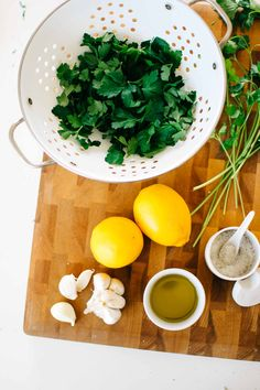 gremolata ingredient