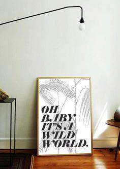 Oh Baby Wild World