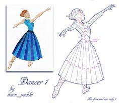 Dancer 1 by piechot, via Flickr
