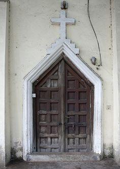 Church, Stone Town Zanzibar, Tanzania