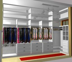 closets ideas and design  #KBHome
