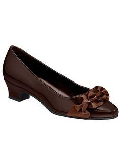 Valley Lane® Jenny at www.amerimark.com.  #amerimark #shoeshopping #loveshoes #shopforshoes #shoeshop #luvshoes #fallshoes #autumnshoes