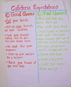 This blog has great ideas for learning expectations and rules at the beginning of the year-she starts the year with empty shelves, then adds them as the students learn how to use them correctly.  I have done this and it really helps
