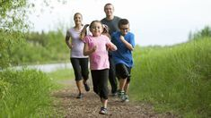"""3 fun """"workouts"""" you can do as a family #oneforhealth #workout #family"""