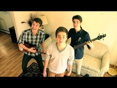 Live While We're Young & A-Punk: One Direction & Vampire Weekend - AJR Cover