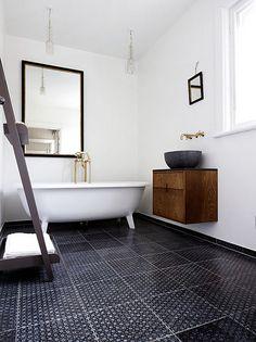 ... classic bathroom