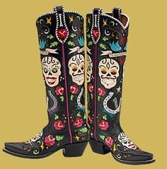 cowgirl boot, rocketbust boot, cowboy boot