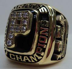 1979 Pittsburgh Pirates Ring