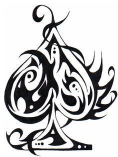 Inked Tattoo by DeaBellona.deviantart.com on @deviantART