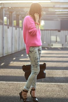 """Style Scrapbook: LOOK OF THE DAY """"AT SUNSET"""""""