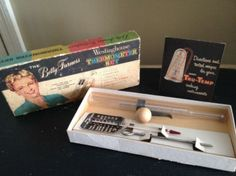 VTG 50s Betty Furness Westinghouse Thermometer