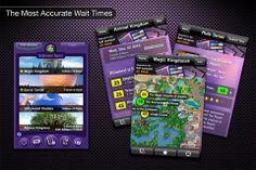 free walt, disney apps, walt disney, free app, best disney world apps