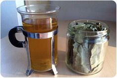 how to make loquat tea from fresh leaves