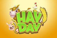 Hay Day!