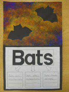 Mrs. T's First Grade Class: Halloween  plus a literacy connection about bats