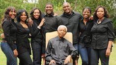 Nelson Mandela & Family courts, south africa, nelson mandela, lungs, mandela famili, beauti famili, families, nelsonmandela, hospitals