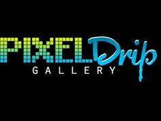 .@PixelDripArt CommuniCon Artist Panel