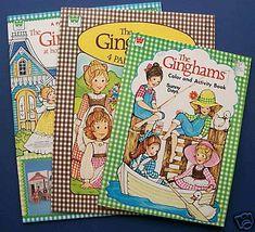 Fav coloring books