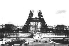 Paris back then