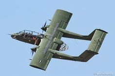 North American Rockwell OV-10 Bronco #plane #1970s The Army's Airforce