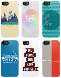 Brand New iPhone casesavailable on redbubble.com