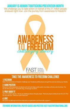 Awareness to Freedom