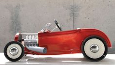 Hollywood Hot Rods pedal car