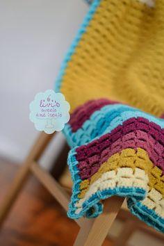 Crochet: Blankets for Christmas