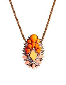 Shourouk Gretchen Necklace