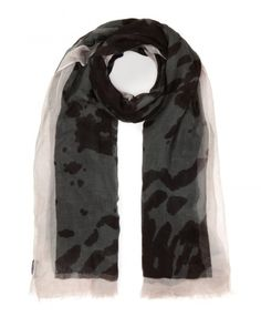 Ink Blot Scarf